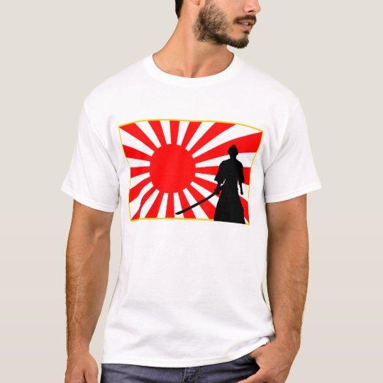 Camiseta Silueta Samurai.