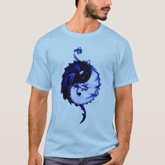 Camiseta Símbolo azul de la unidad del dragón