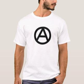 Camiseta Símbolo de la anarquía, con la definición