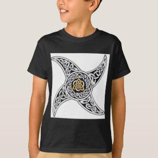 Camiseta símbolo de los céltico-guerreros