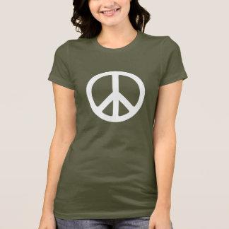 Camiseta Símbolo de paz