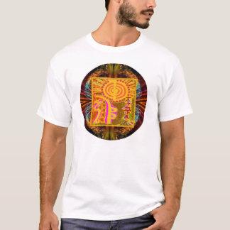 Camiseta Símbolos curativos de REIKI