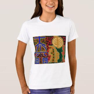 Camiseta Símbolos curativos principales de REIKI