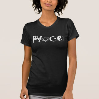 Camiseta Símbolos de paz