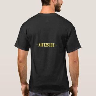 "Camiseta ""Sin la música, vida sea un error"" Nietzsche"