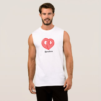 Camiseta Sin Mangas Amor en…
