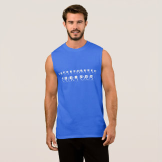 Camiseta Sin Mangas Apasionado curioso