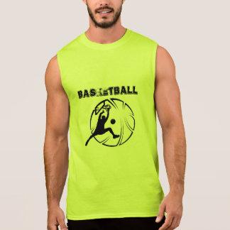 Camiseta Sin Mangas Baloncesto