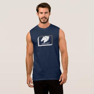Camiseta Sin Mangas Baumwoll Shirt -Ärmelloses Skater Spirit