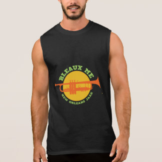 Camiseta Sin Mangas Bleaux yo - jazz