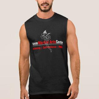 Camiseta Sin Mangas Combatiente tailandés de centro de Muay de los