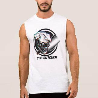 Camiseta Sin Mangas Cráneo 5 del carnicero