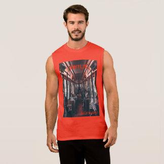Camiseta Sin Mangas Cubierta sucia de la mentira/del álbum