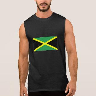 Camiseta sin mangas de Jamaica de los hombres