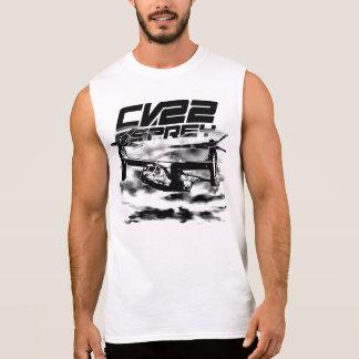 Camiseta sin mangas de la camisa de CV-22 OSPREY