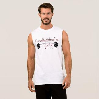 Camiseta sin mangas de Powerlifting