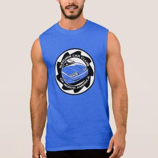 Camiseta sin mangas de SCCNA - logotipo variable