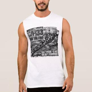 Camiseta sin mangas de Toledo del crucero pesado