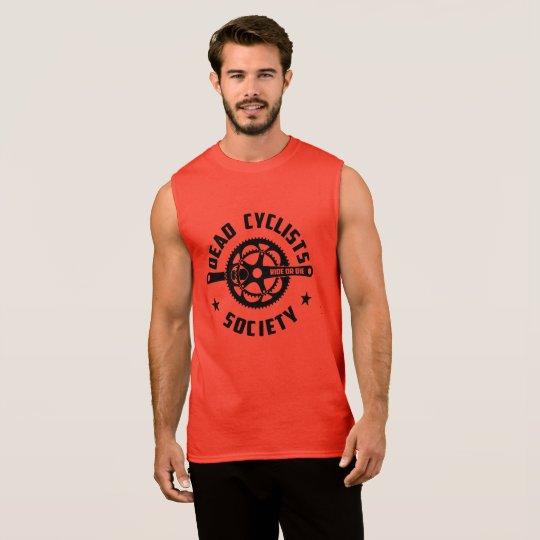 Camiseta Sin Mangas Dead Cyclists Society Logo