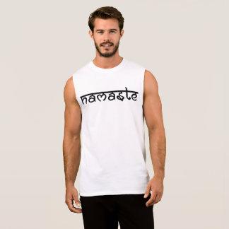 Camiseta Sin Mangas Dressitup Namaste