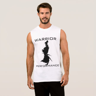 Camiseta Sin Mangas eddition del funcionamiento del guerrero