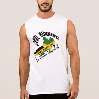 Camiseta Sin Mangas Equipo del Bobsleigh de Jamaica