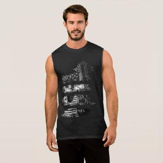 Camiseta Sin Mangas Estrella del rock