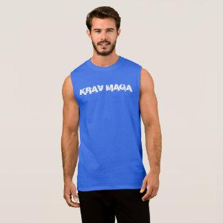 Camiseta Sin Mangas Krav Maga