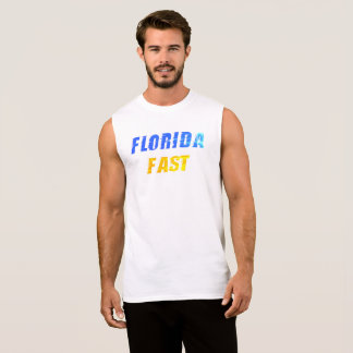 Camiseta Sin Mangas La Florida ayuna
