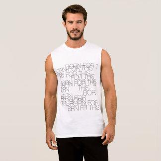 Camiseta Sin Mangas Llevado para esto