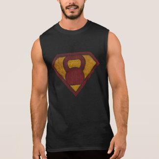 Camiseta Sin Mangas Los tanques de elevación estupendos de la