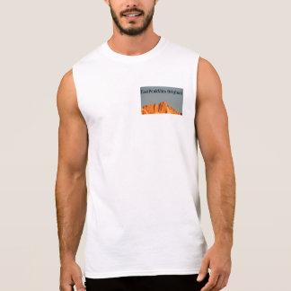 Camiseta Sin Mangas Mac de Slaw de la falda