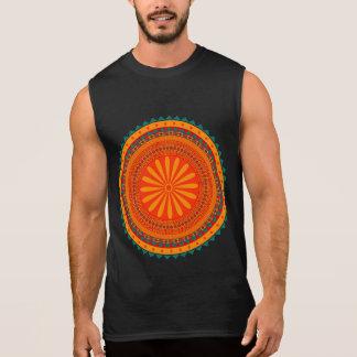 Camiseta Sin Mangas Mandala