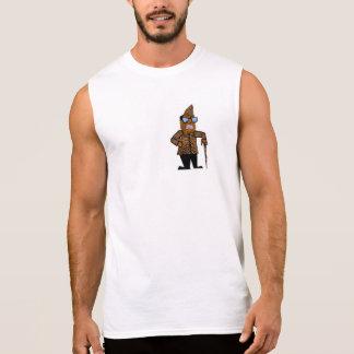 Camiseta Sin Mangas Mobutu