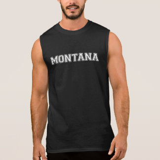 Camiseta Sin Mangas Montana