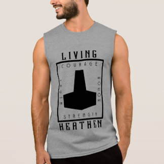 Camiseta sin mangas pagana viva