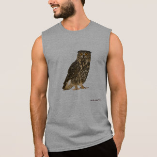 Camiseta Sin Mangas Pájaros 22
