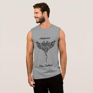 Camiseta Sin Mangas pastinaca de Nueva Zelanda del aotearoa