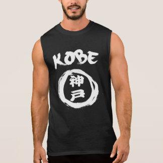 Camiseta Sin Mangas Pintada de Kobe
