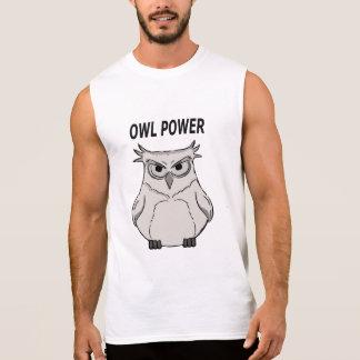 Camiseta Sin Mangas poder del búho