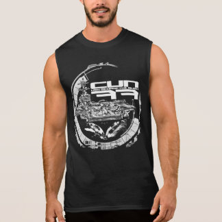 Camiseta Sin Mangas Portaaviones George H.W. Bush T-Shirt