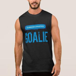 Camiseta Sin Mangas PORTERO del atletismo de Clabaugh