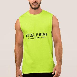Camiseta Sin Mangas Prima del USDA