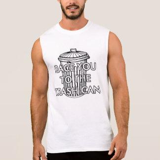 Camiseta Sin Mangas raza de la basura