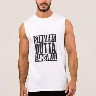 Camiseta sin mangas recta de Outta Gainsville