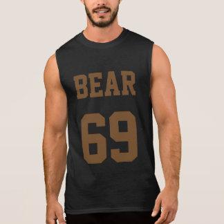 Camiseta Sin Mangas Refresque el oso 69