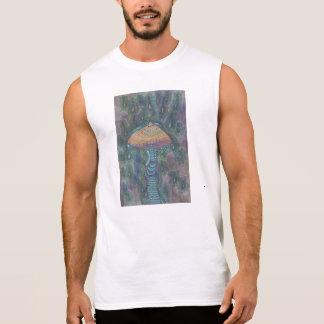 Camiseta Sin Mangas Seta en la lluvia