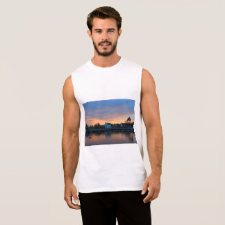 Camiseta Sin Mangas Tarde Woodquay