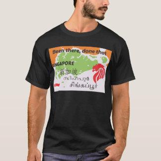Camiseta Singapur