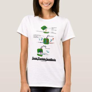 Camiseta Síntesis de la proteína del equipo (biología)
